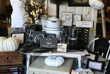 Shop & Vignette Inspiration