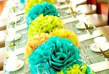 party ideas / by Linda Gregory Buehnerkemper
