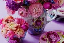 Beautiful Flowers / by Tanya Villanueva