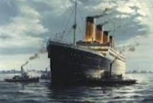 RMS Titanic / by Tanya Villanueva