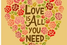 All you need is / by Kathryn Melanson