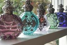 Perfume Bottles / by Tanya Villanueva