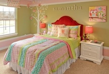Littlebit's future bedroom / by Mummypinkwellies
