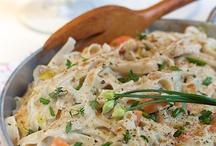 Pasta Senza Glutine / Delicious and decadent pasta recipes without gluten!