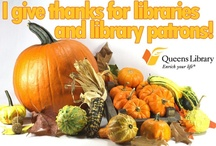 Thanksgiving / Recipes for holiday pies, Thanksgiving dishes, seasonal sides, and more! / by Queens Library
