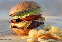 Better Burgers / With our soft, Gluten Free burger buns we're able to bring back that American staple to the dinner table. Here we've collected some of our favorite, uniquely mouthwatering, and absolutely delicious, recipes that you must try!!