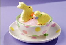 Easter Sweets and Tablescapes / Sweet ideas for this holiday! / by Julia M Usher