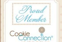 Cookie Connection Highlights / News and other highlights from Cookie Connection, Julia M. Usher's online cookie decorating community - a place to learn, share, and celebrate the art of cookie decorating. Join now - it's free and lots of fun!    http://cookieconnection.juliausher.com/home