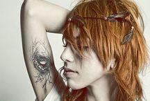 Hair & Makeup  / by Amanda Winter