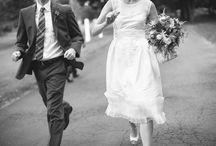 Kimera Real Weddings / Wedding and bridesmaids' dresses by Kimera