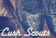 Lush Lush Baby / http://thelushscouts.blogspot.com / by Tall Caitlin