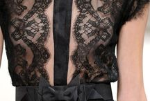Lovely Lace / Wearing lace from day to evening / by Cordelia Cox