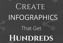 Infographics - Creating / Tips and Tricks for creating infographics.