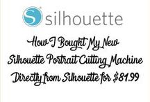 Silhouette Cutting Machine
