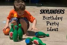 Cool birthday party ideas