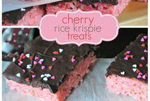 Recipes--YUMMY treats / by Charity Lewis-Vocker