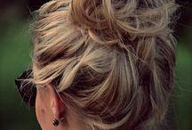 Beauty--Hair & Skin / by Charity Lewis-Vocker