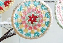 Crochet, Knitting, and Sewing / And everything in between! / by Chelsie McKee