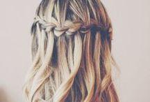 Hair / by Ashley Pettit