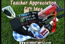 Giving More then an Apple (Teacher Gifts to Do) / by Alexis Peloquin
