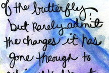 Favorite Quotes / by Mb Estman