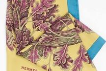 Designer scarfs / Pandora Dress Agency Knightsbridge London
