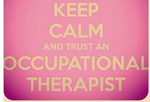 Occupational Therapy - Pediatric / by Chelsie McKee
