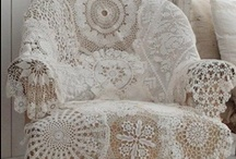 Burlap, Linen & Lace / by Tracy Smith