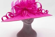 Designer Hats  / Pandora Dress Agency Knightsbridge London