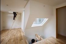 Architectureal Interiors / by Cara Alex White