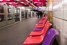Subways & Metros / Subways and Metro systems from around the world.