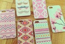 Phone cases  / by Ashley Pettit