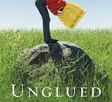 """Unglued (2012) / Work through our eighth, past #P31OBS (on your own or with friends) on Lysa TerKeurst's book, """"Unglued."""" *What do we do with our raw emotions? Is it really possible to make emotions work for us instead of against us? Yes, and in her usual inspiring and practical way, Lysa will show you how with gut- honest personal examples and biblical teaching. 