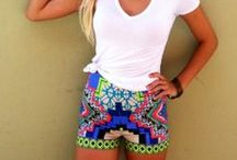 Summer Fashion / by Charity Lewis-Vocker