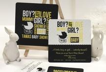 Baby showers - announcements - birthdays