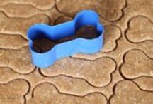 For My Spoiled Puppies / Dog treats, dog toys, dog houses.... / by Alyssa Hall