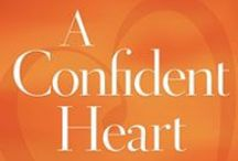 """A Confident Heart / Work through our thirteenth, past #P31OBS (on your own or with friends) on Renee Swope's book, """"A Confident Heart."""" *Do you ever feel like you're not good enough, smart enough, or valuable enough? Overcome self-doubt with powerful Biblical truths! 
