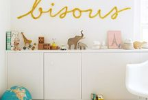 children's bedrooms / dreamy inspiration for captivating and enchanting children's bedrooms and playrooms where their imaginations can run wild, limitless and free