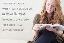 Real Hope for Real Life / Scripture, quotes and devotionals that bring real hope into your real life!