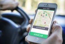 App - Aplicaciones móvil / Aquí podrás encontrar información de las últimas aplicaciones móviles y todas las novedades de las apps más interesantes / by Editorial Anaya Multimedia