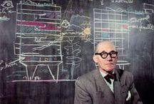 Icon - Le Corbusier