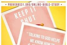 """Keep It Shut / Work through our twenty-first #P31OBS (on your own or with friends) on Karen Ehman's book, """"Keep It Shut."""" *Know what to say, how best to say it, and when you'd better just keep your lips zipped! 