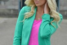Spring Fashion / by Charity Lewis-Vocker