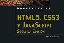 Programación / Los mejores libros de programación del mercado.  JavaScript, jQuery, HTML5, CSS3, Node, Android, C++, Python, iOS, etc.