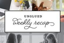 """Unglued (2015) / Join Proverbs 31 Online Bible Studies for our 25th FREE Study on """"Unglued"""" by Lysa TerKeurst ~ Making wise choices in the midst of raw emotions. This 6 week study runs November 2 – December 11! Learn more and sign up here --> http://proverbs31.org/online-bible-studies/. #P31OBS #Ungluedbook"""