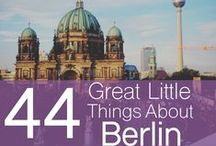 Berlin Travel Blog / Travel blogs curated to help you have the best time in Berlin #Travel #TravelBlogger #TravelBlog #Berlin #ThingstodoinBerlin #FreeTravel #RestaurantsinBerlin