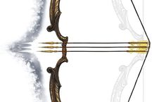 Archery / 'Cause I love archery very much!!!