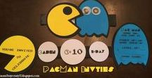 MADE - Game on! PacMan Party / PacMan Themed Birthday Party