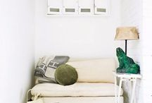 cosy corners and little nooks / a collection of calm cozy spaces to inspire and enhance that little moment to read, either alone or with the children