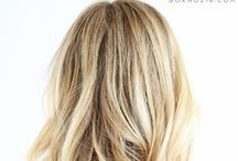 hair ideas / all things hair.  / by Whitney Evans